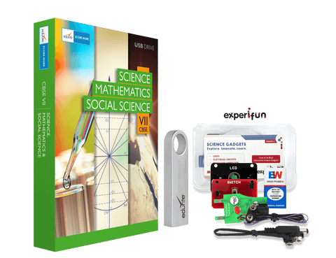 CBSE Class 7 Super Learning Kit