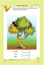 Load image into Gallery viewer, Edurite Learn Maths Pack for Kids Basic (3 Book Combo, Ideal for Age 3- 6)