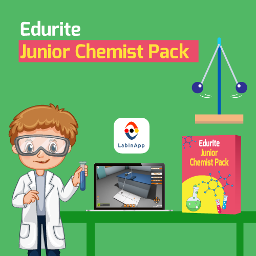 Edurite Junior Chemist Pack (For Class 11 & 12)