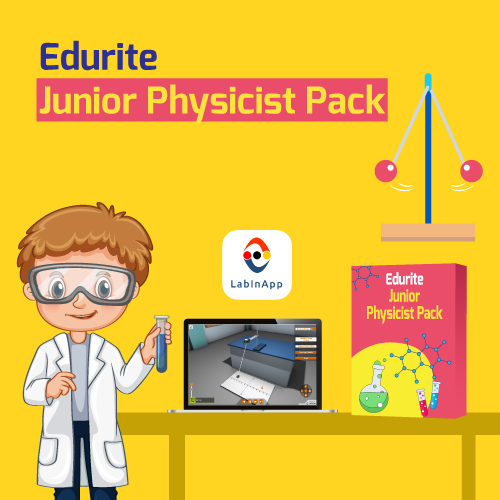 Edurite Junior Physicist Pack (For Class 11 & 12)