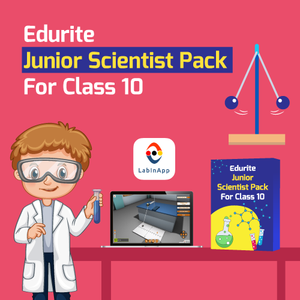 Edurite Junior Scientist Pack For Class 10