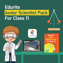 Load image into Gallery viewer, Edurite Junior Scientist Pack For Class 11