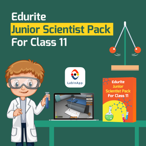 Edurite Junior Scientist Pack For Class 11