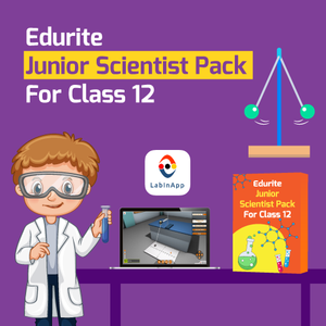 Edurite Junior Scientist Pack For Class 12
