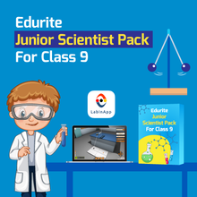Load image into Gallery viewer, Edurite Junior Scientist Pack For Class 9