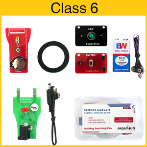 Edurite CBSE Class 6 Super Learning Kit