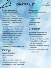 Load image into Gallery viewer, Edurite ICSE Class 6 Science And Maths Combo DVD