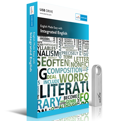 Integrated English DVD/USB