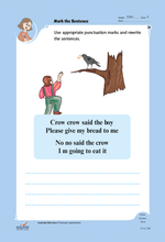 Load image into Gallery viewer, Edurite Class 4 English Worksheets