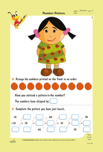 Load image into Gallery viewer, Edurite Learn Maths Pack for Kids Intermediate (3 Book Combo, Ideal for Age 5- 8)