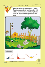 Load image into Gallery viewer, Edurite Class 5 Mathematics, English And Environmental Science Combo Worksheets