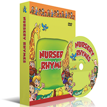 Load image into Gallery viewer, Edurite Nursery Rhymes for Kids DVD/USB