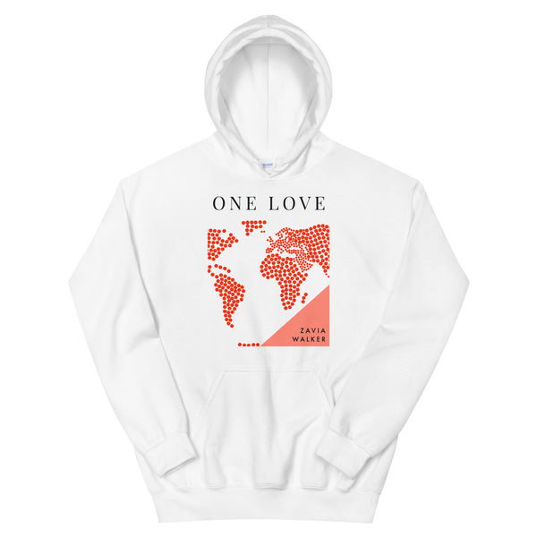 One Love World Unisex Hoodie