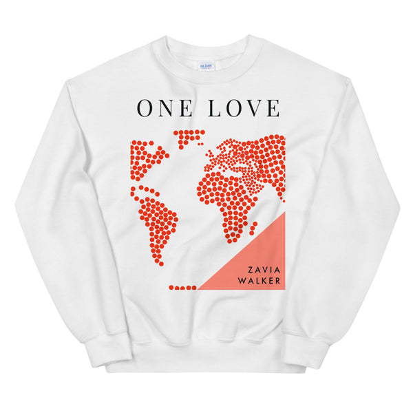 One Love World Unisex Sweatshirt