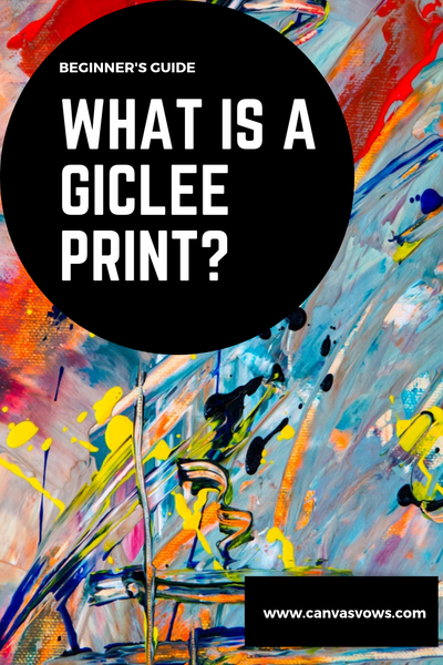 What Is A Giclee Print? (Beginner's Guide)