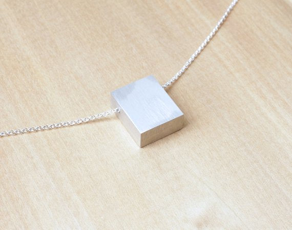 aluminum necklace