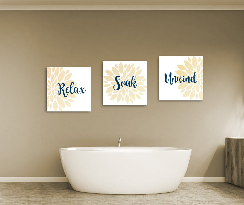 How To Decorate Bathroom Walls (4 Bathroom Wall Art Ideas!)
