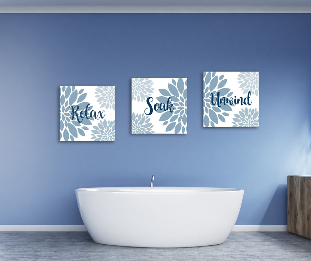 How To Decorate Bathroom Walls (4 Bathroom Wall Art Ideas