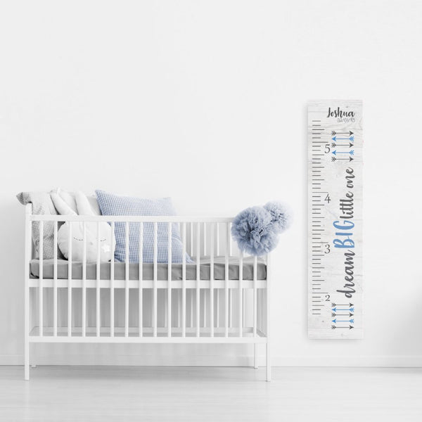growth chart nursery ruler