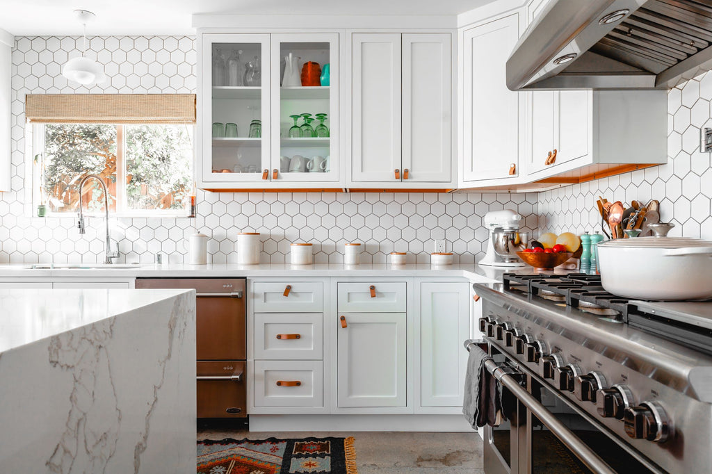how to decorate kitchen walls with tile