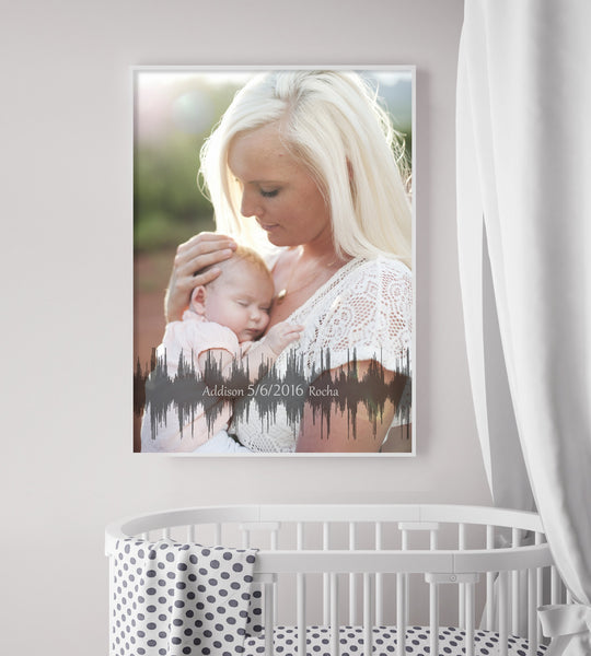 image and soundwave nursery decor
