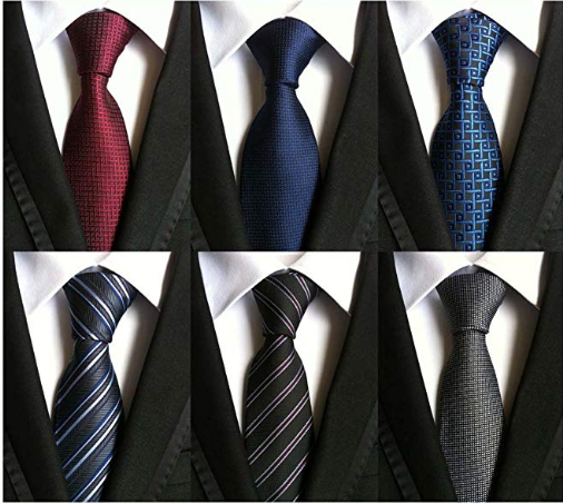 mens silk neckties
