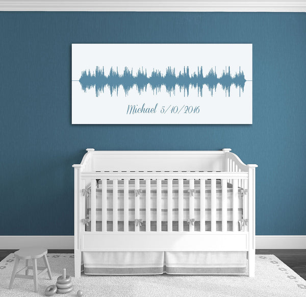 soundwave nursery decor