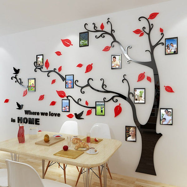 wall decals creation wall
