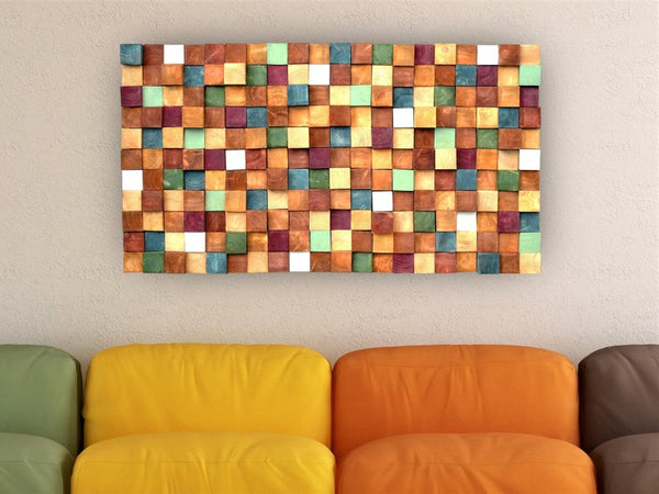 wood wall art livia wood art