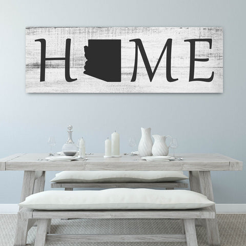 Home Sweet Home Monogram Sign
