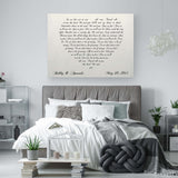 lyrics canvas