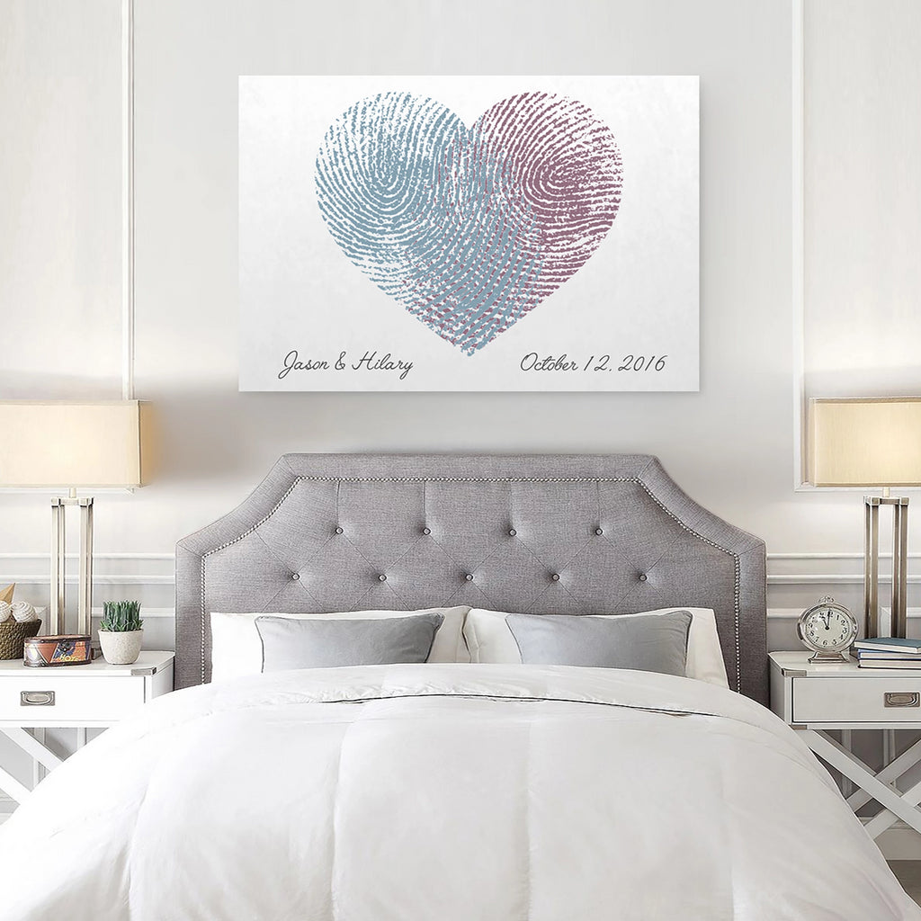 Thumbprint Canvas
