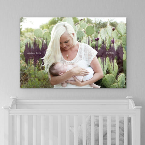 Custom Ultrasound Canvas