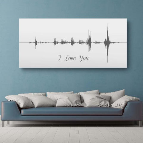 Love Arrow Canvas