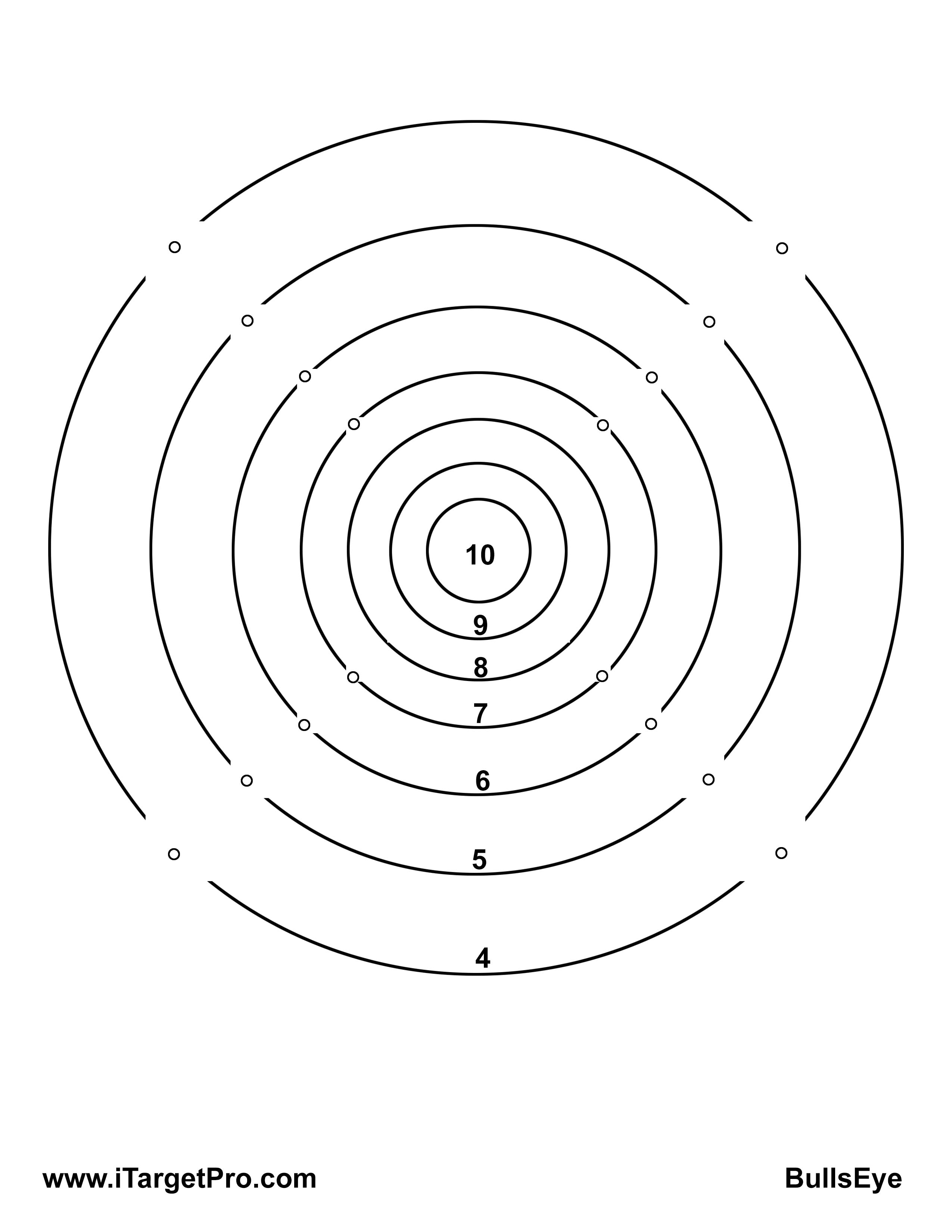 image relating to Printable Silhouette Shooting Targets known as Can I seek the services of my individual aim? iTarget