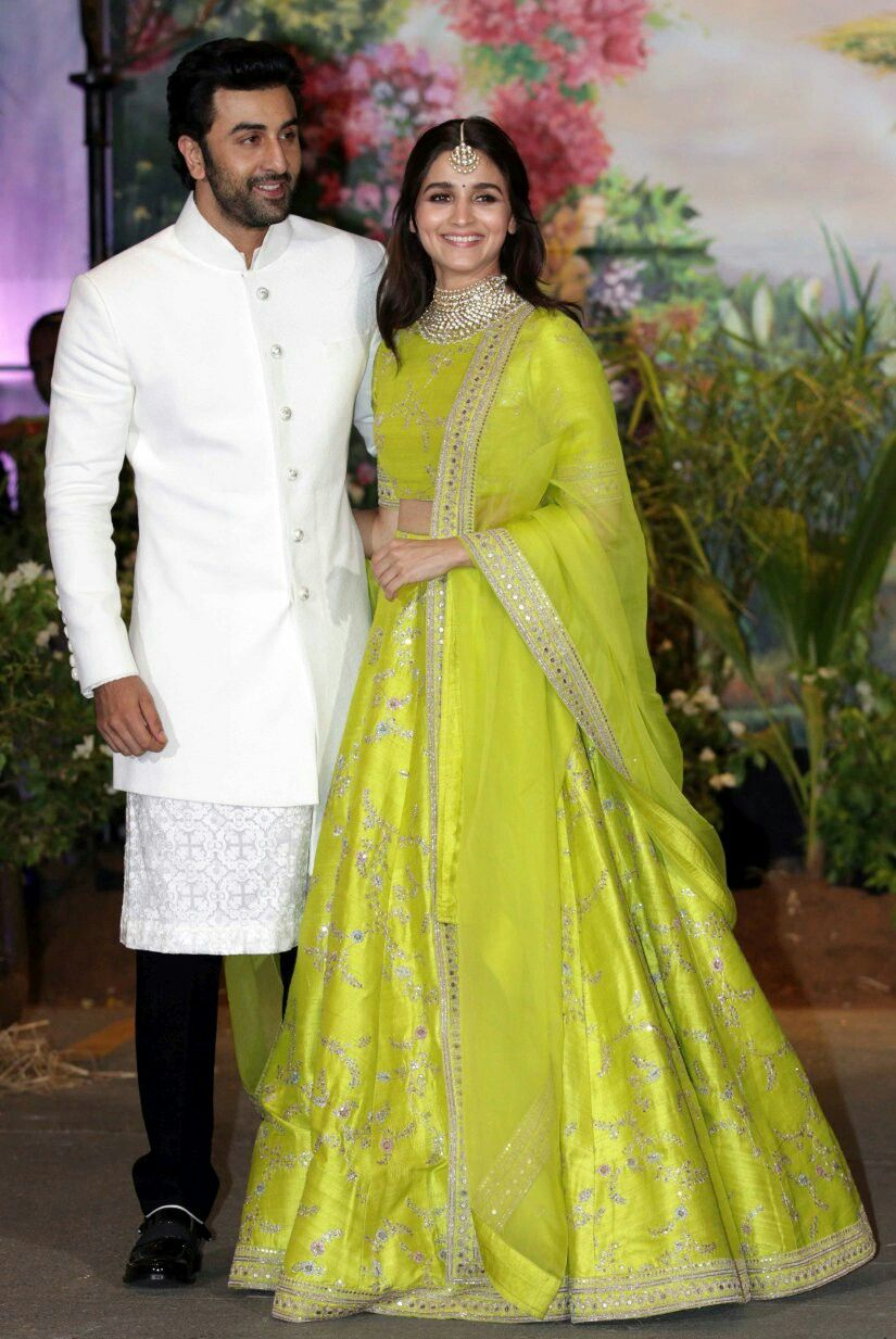 alia-bhatt-in-lime-green-lehenga