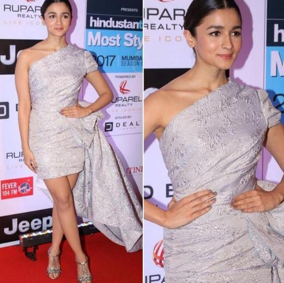 Alia Bhatt Looked Charming in Reem Acra's Spring 2016 Collection