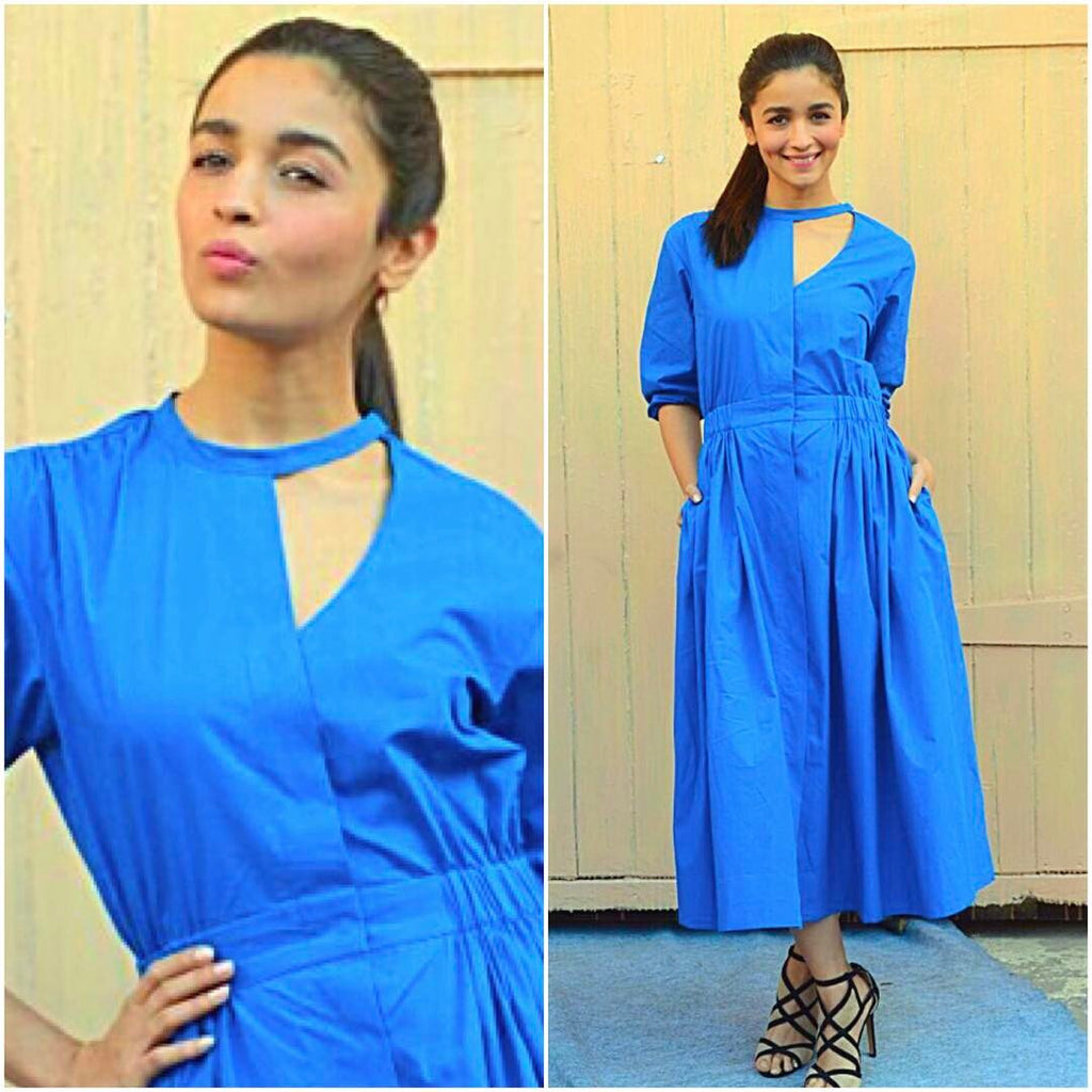 Alia bhatt in Love birds SS17 Collection at 'Badrinath Ki Dulhania' Promotion