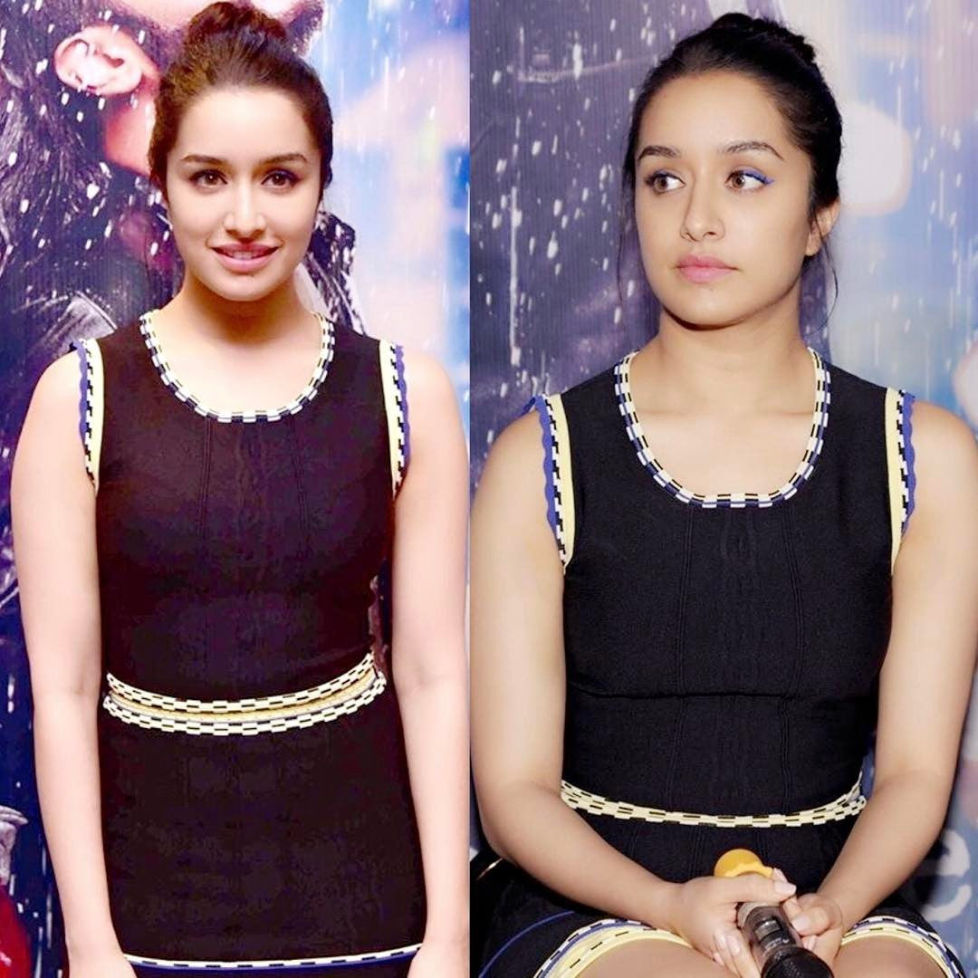 "Shraddha Kapoor Looked Gorgeous in Sandro Paris's Designer Dress at ""Half Girlfriend"" Promotional Event"