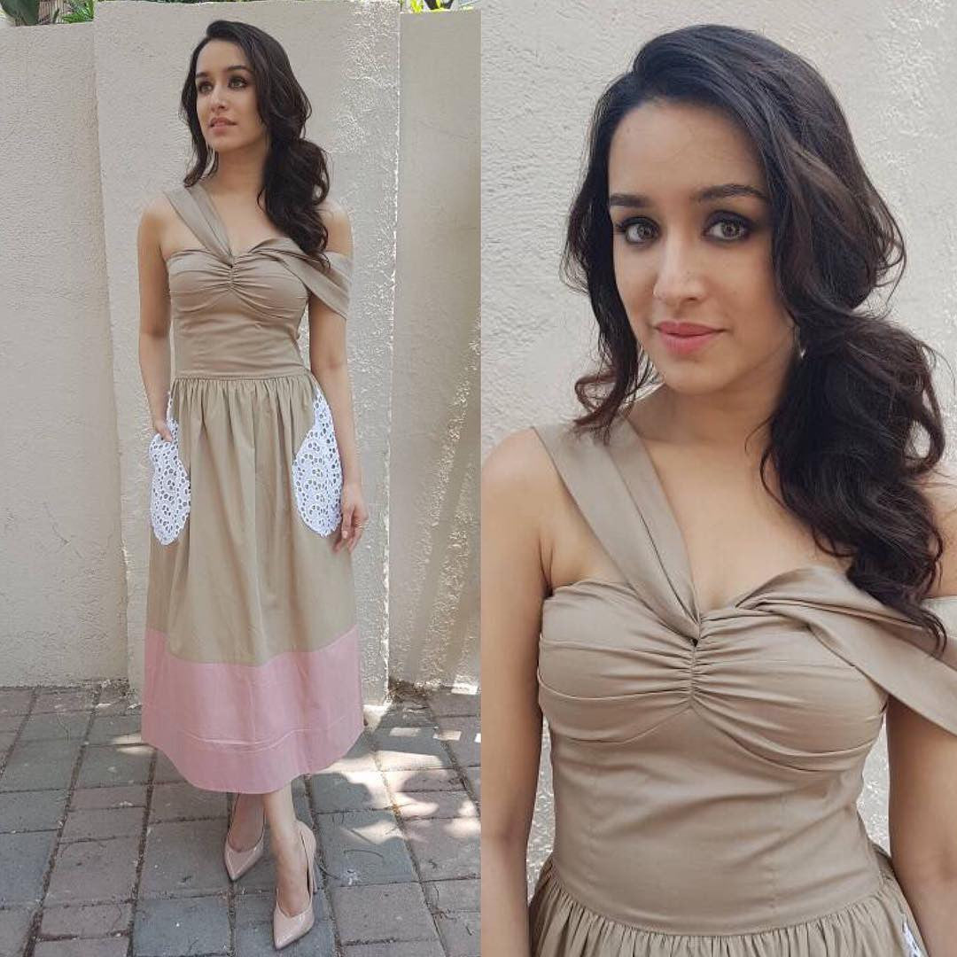 Shraddha Kapoor Looked Beautiful In Her Latest Summer Fashion Trend