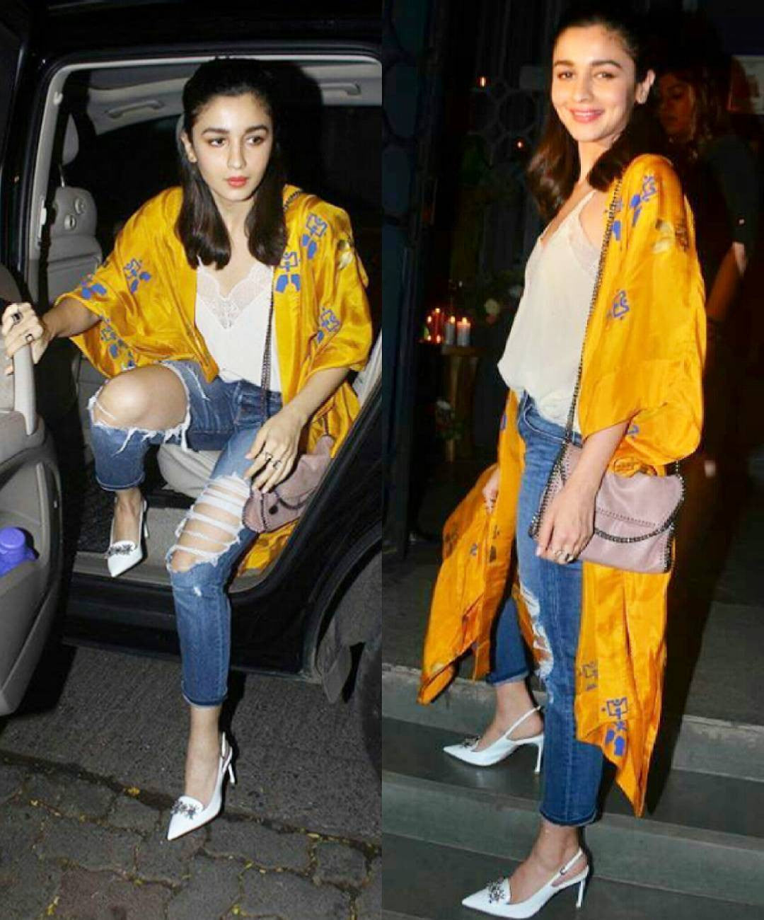 Alia Bhatt At Imtiaz Ali's Birthday Bash