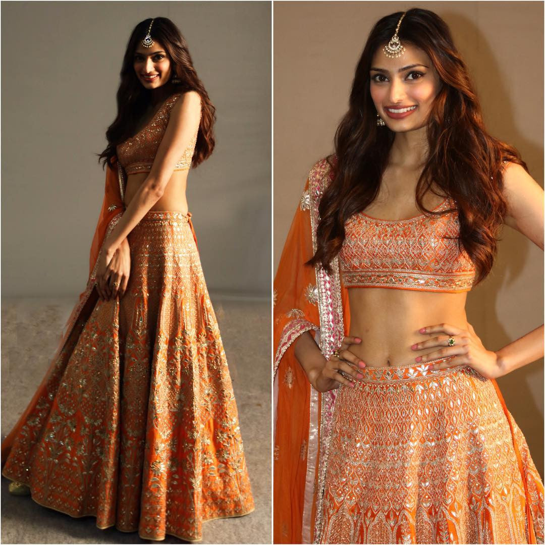 Athiya Shetty's Latest Deshi Look is Really Inspirational For This Festive Summer Season