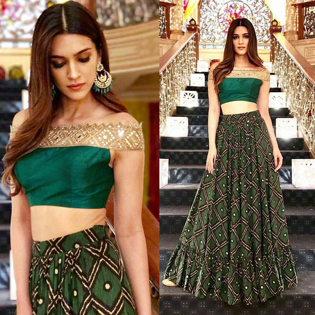 Kriti Sanon Looked Like Ethereal in Arpita Mehta Ensembles