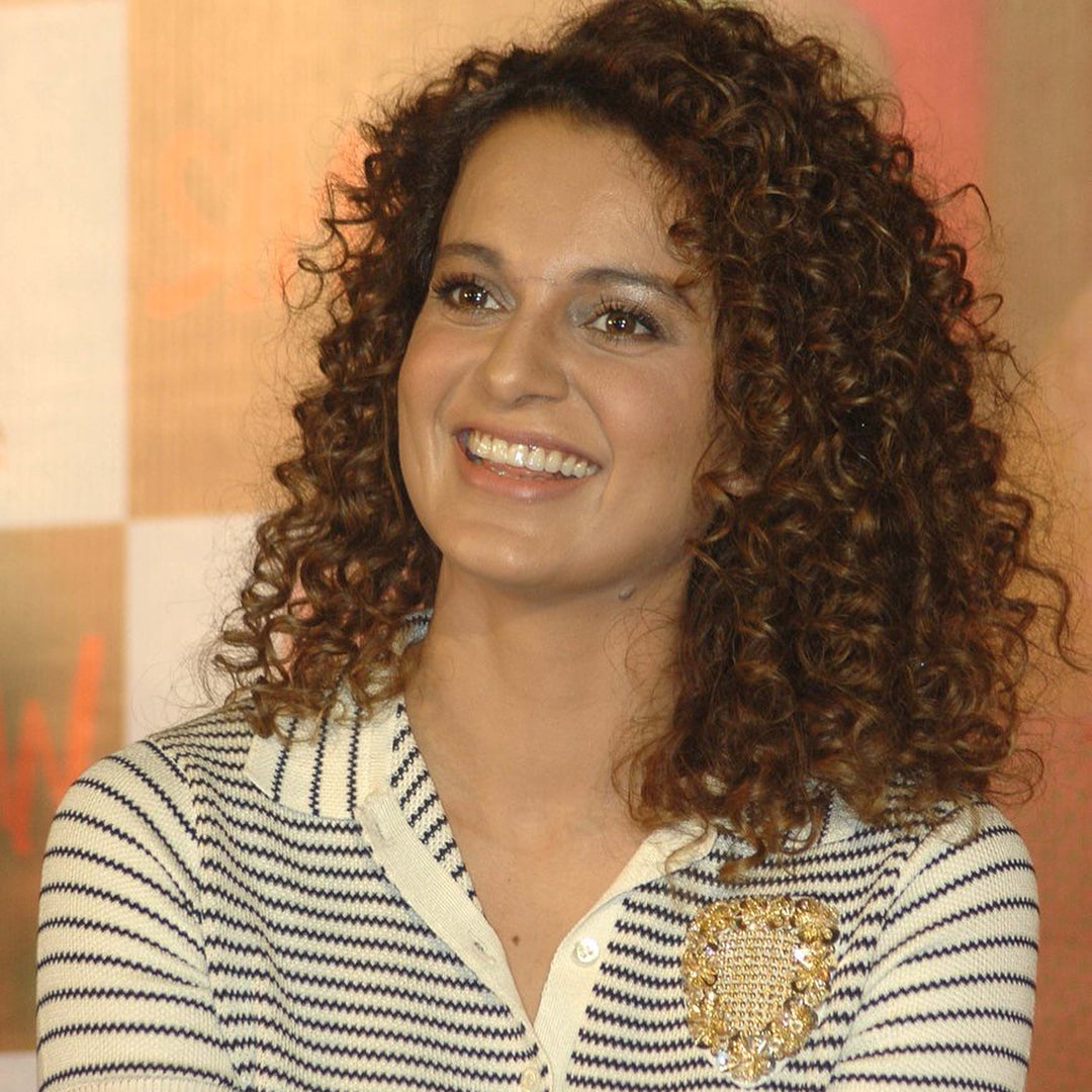 Kangana Ranaut Makes Classy Casual Look  At The Simran Trailer Launch