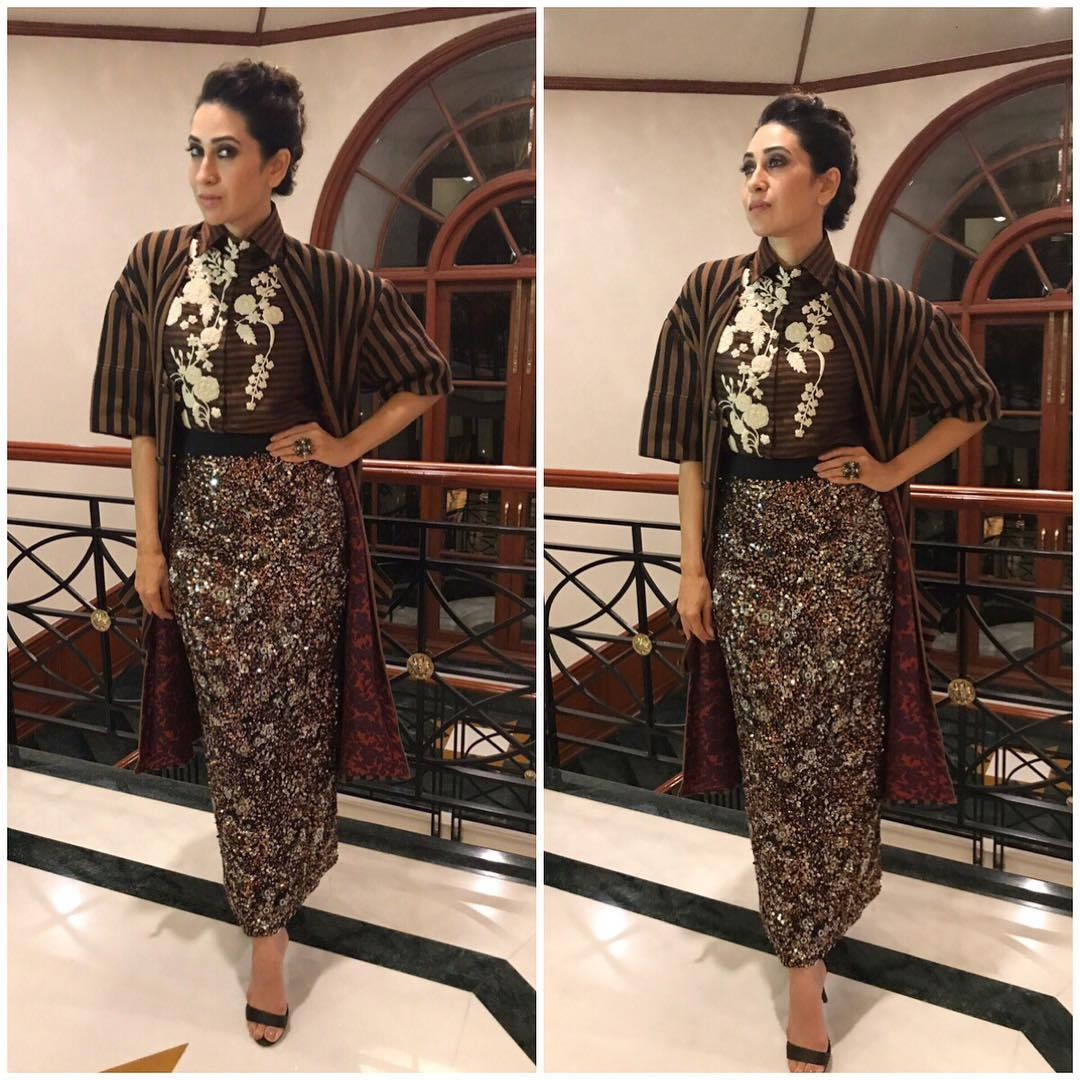 Karishma Kapoor Gives Us How To Nail The Party Look