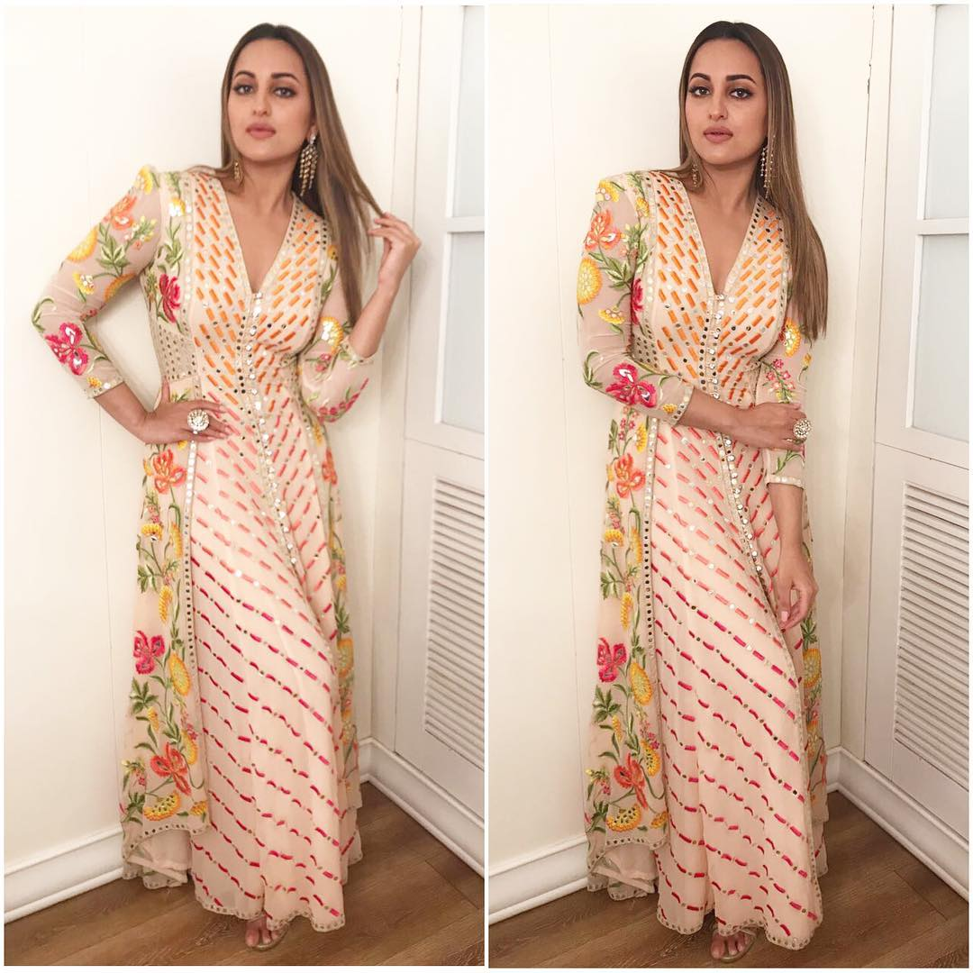 Get Gorgeous This Diwali With Sonakshi Sinha's Festive Ready Look