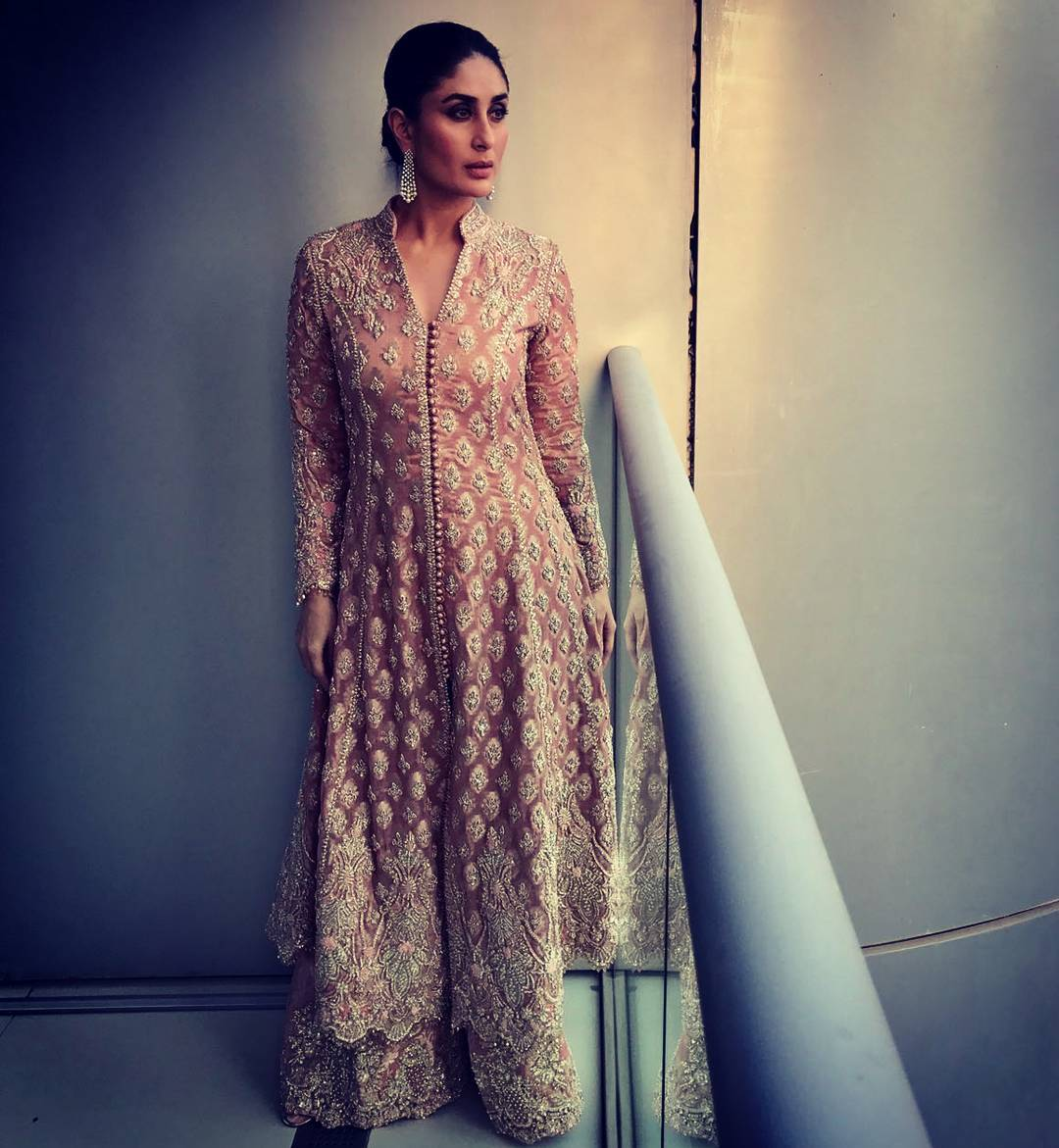 Kareena Kapoor Give Us Major Festive Goals At The Inauguration Of Two Jewellery Stores