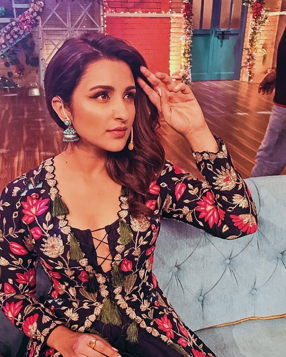 Parineeti Chopra Just Won The Promotion Style With Her Fab Floral Outfit