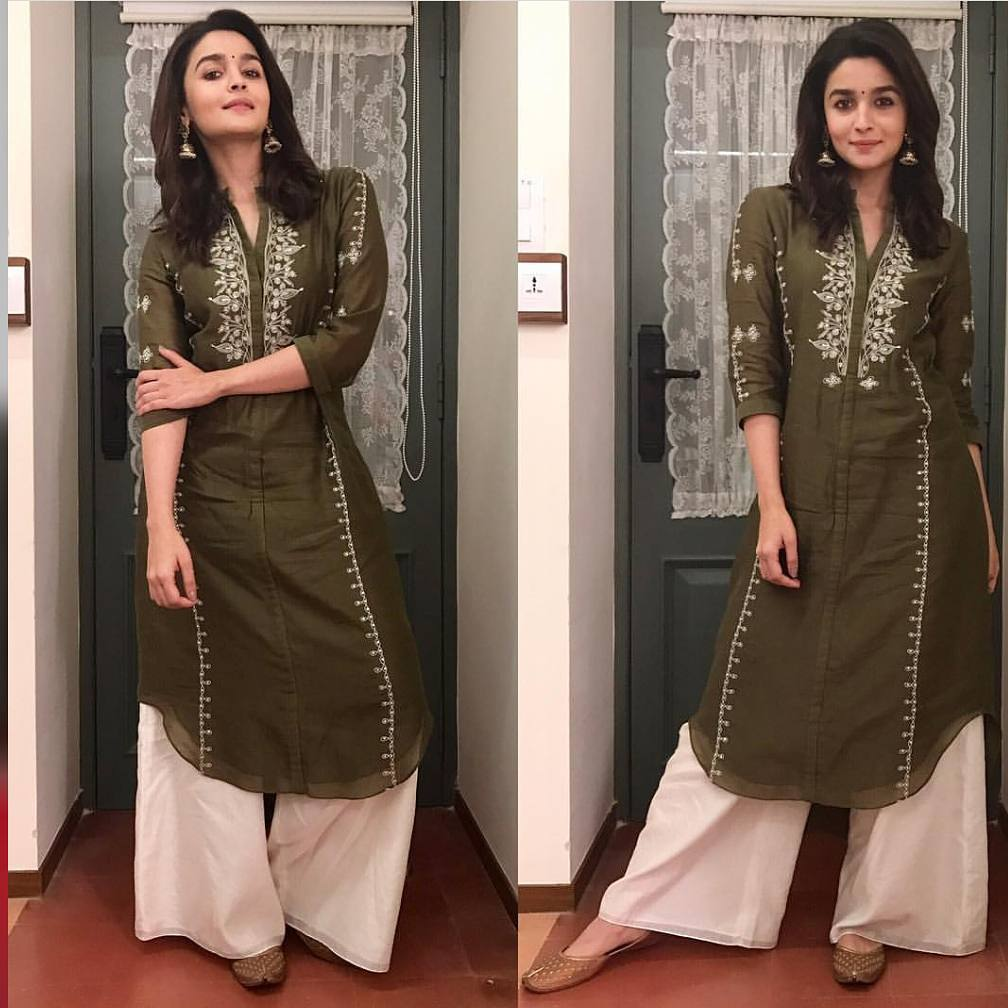 Alia Bhatt 's Gorgeous Outfit'll Make You Perfect Festival Look