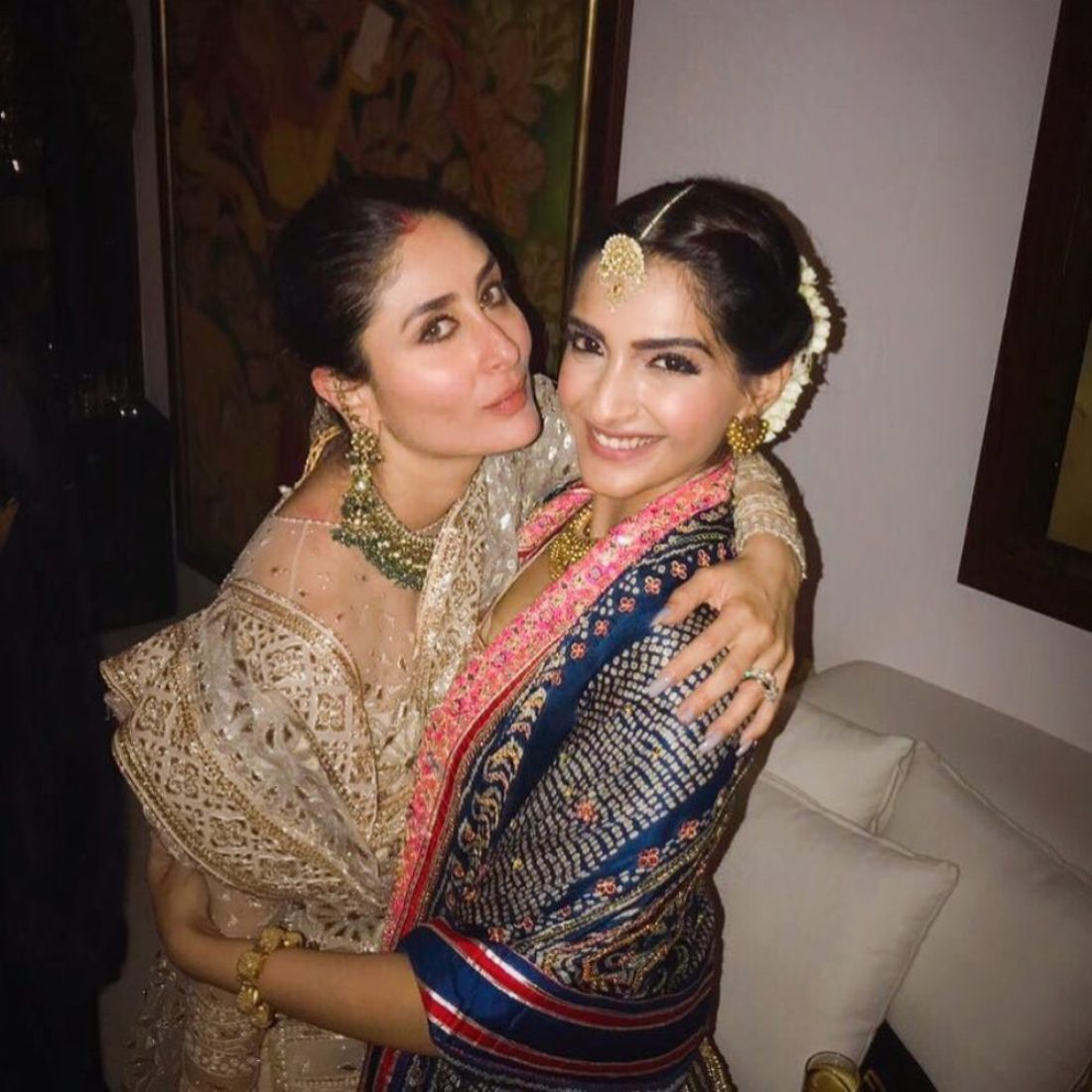 Wao!! This Has Got To Be Sonam Kapoor's Best Ethnic Look As Yet